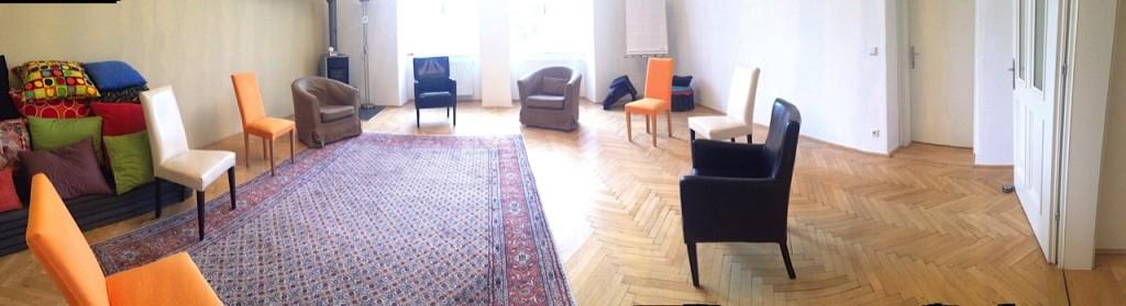 Panorama Seminarraum